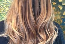 baby blonde hair highlights