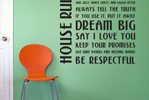 Wall Quotes About Home