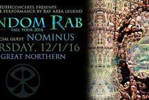 Random Rab & Nominus @TheGreatNortherSF