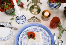 Red White & Blue theme - Deckerdence Styling Ideas