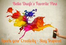 Bella Duafe Blog Post / Click and see what Bella Duafe is all about!  Celebrating beauty, culture, and feeding your soul! / by Toeanzar Norment