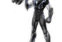 sketch / 인물,로봇