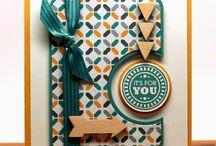 Amazing Birthday Stampin' Up! Stamp Set Greeting Cards