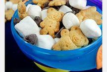 school lunch/snack ideas