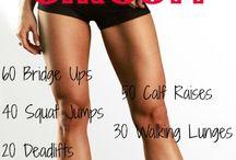 Quick Gym Routines / by Kavita Cheruvatath