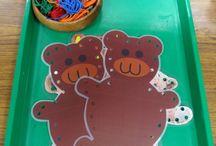Bears eyfs
