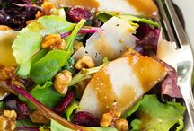 Recipes - Dinner - Salads / by InspiredUK
