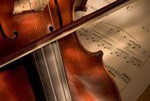 Музыкальные инструменты , композиторы...