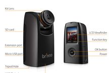 Your Time-lapse Video Camera Holiday Gift Guide! / Brinno cameras are leading time-lapse technology in 2014! With HDR and phenomenal battery life, we have a gadget for everyone special in your life.