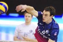 Paris Volley En action / paris volley en action