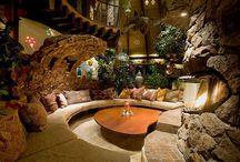 Cozy Unique Spaces / by Heather Riehle