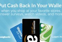 Coupons, Deals, Free Gift Cards and Cash Back
