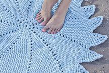 Covorase tricotate