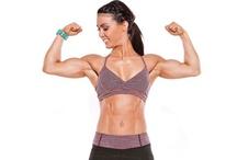 Unobnoxious fitness / by Shannon Okey | knitgrrl.com