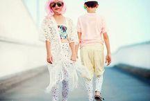 lookbook summer 2014 / fot.PAULINA KANIA/PINK WINGS styl.ANASTAZJA BOROWSKA/PINK WINGS  models: MANIA I JAN/PINK WINGS
