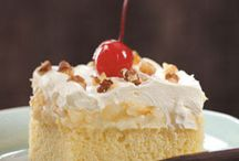 Desserts / by Bev Crocker