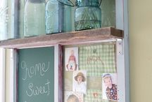 ideas con ventanas viejas