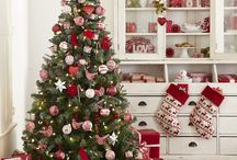 Christmas - Red & White