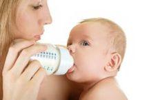 Bottle feeding the Breastfed baby