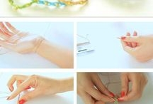 DIY craft/jewelry / by Jen Glass