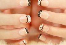 paznokcie i fryzury