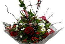 Christmas Flowers Sheffield / Monica F Hewitt Florist Ltd 197 Middlewood Road, Sheffield, South Yorkshire S6 4HD 0114 234 5652 http://www.monicafhewitt.co.uk