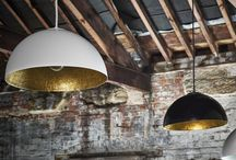 Edit Lighting / Lighting Direct Exclusive Lighting Range.  Edit's signature urban retro look features vintage industrial styles alongside contemporary lighting designs, all designed in Europe and made from a range of materials. / by Lighting Direct