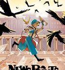 Books - Graphic Novels