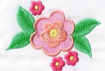 machine embroidery designs / by D. Jennings