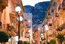 Monaco at Night