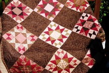 Red & Brown Quilts