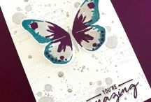 Stampin up inspiration / Stampin up ideas and products