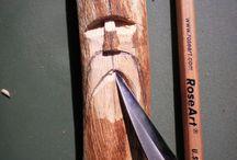 faragás carving