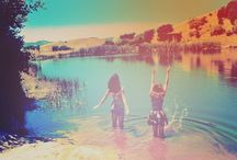 Summer♥ / by Madison Sthamann