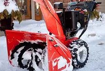 Snowblower Maintenance / Stuff about snowblowers: what kind to buy, how to use them, how to keep them running the best and more info.