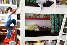 Kid Rooms / by Kristen Reifsteck