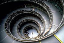 Escaleras / Escaleras arquitectónicamente famosas