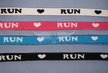 Running Accessories / Accomplishments Make The Best Accessories!