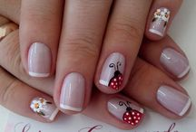 Unghie con french manicure