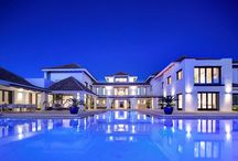 Mansions/houses/pools