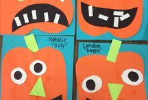 Pumpkin Teaching Ideas / Using pumpkins as a theme for learning in the K-2 classroom.