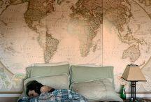 Walls | Murals | Wall treatments
