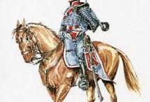 soldați si uniforme