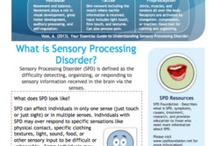 Sensory processing disorder / by Megan