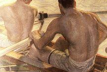 Male in Art; gay / nude / romantic