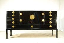 Midcentury Furniture Classics / LOVE midcentury furniture - especially Edward Wormley, Dunbar