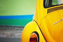 yellow cars :)