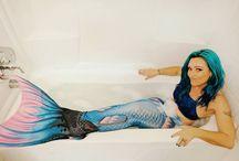Your photos Topas Delfina mermaid tail