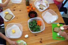 Homeschool - cooking, homemaking, practical skills