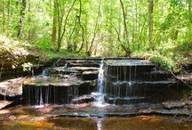 Sugartree Falls in Tennessee / Sugartree Falls is one of our most sought developments, featuring gorgeous land in the ozarks complete with many waterfalls.